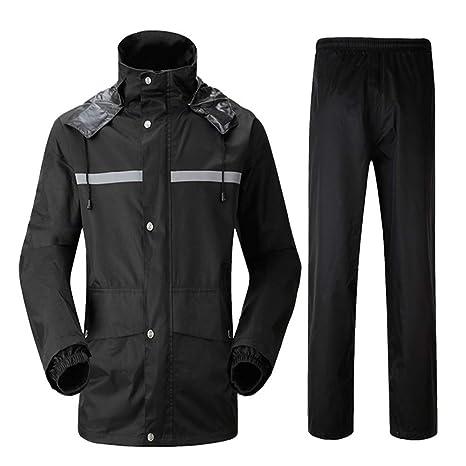 Conjunto de chaqueta impermeable hombre / mujer Chaqueta y ...