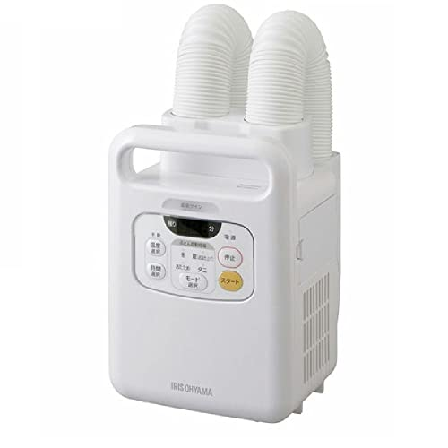 アイリスオーヤマ ふとん乾燥機 カラリエ?FK-W1-WP