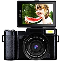 Digital Camera Comcorder Video Cameras 4X Digital Zoom...