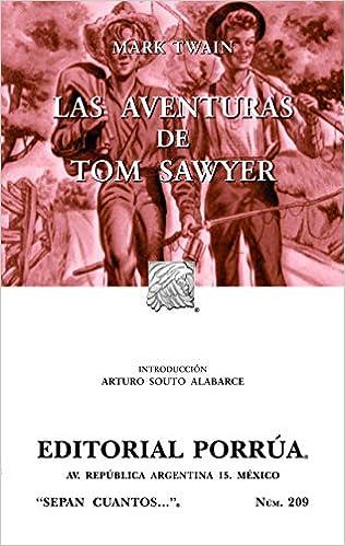 Las Aventuras De Tom Sawyer: Mark Twain: 9789700770413: Amazon.com: Books