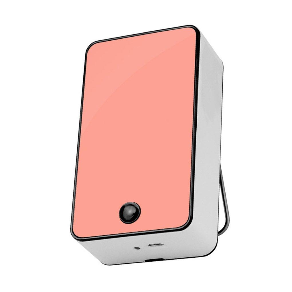 fish Mini portatile tenuto in mano scrivania aria di raffreddamento del condizionatore USB ventola di raffreddamento per casa allaperto Ufficio