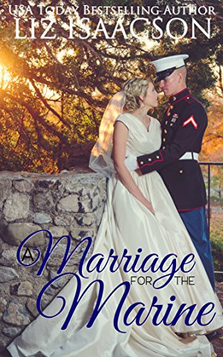 A Marriage for the Marine: A Fuller Family Novel (Brush Creek Brides Book 7) cover