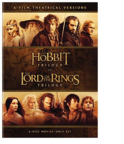 The Hobbit Trilogy / The Lord Of The Rings Trilogy (Theatrical Version) (Lord Of The Rings Extended Edition Subtitles)