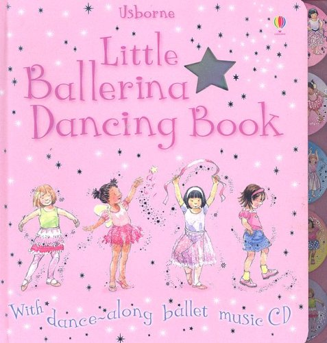 Ballerina Little Dancing - Little Ballerina Dancing Book