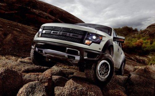Ford F 150 Svt Raptor 2013 Poster