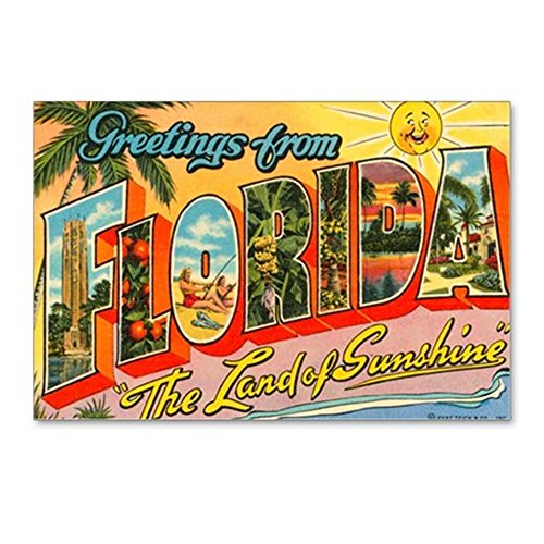 CafePress Florida1 Postcards (Package of 8), 6
