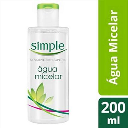 Simple Kind Piel Micelar Limpiadora de agua - 200 ml