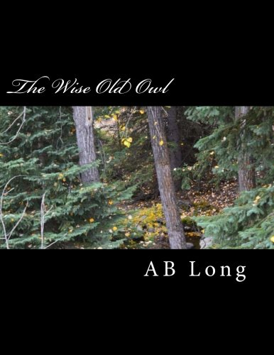 The Wise Old Owl: A Color Me Calm Storybook (Owl Wise Old)