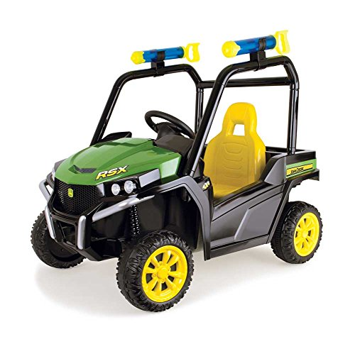 John Deere Battery Operated 6 Volt RSX Gator