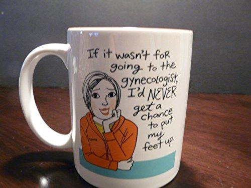 Coffee Mug Tea Cup Ceramic Hallmark Shoebox Humorous Joke Funny Gag Gift 8Oz (8 Ounce Dallas Cup)