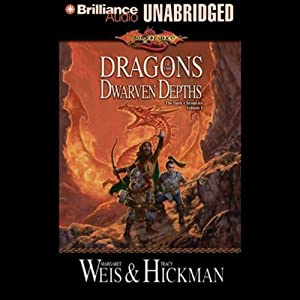 Dragons of the Dwarven Depths Audiobook