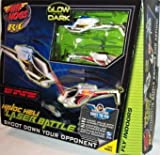 Air Hogs R/C Glow in the Dark Havoc Heli Laser Battle (with 2 Heli's)
