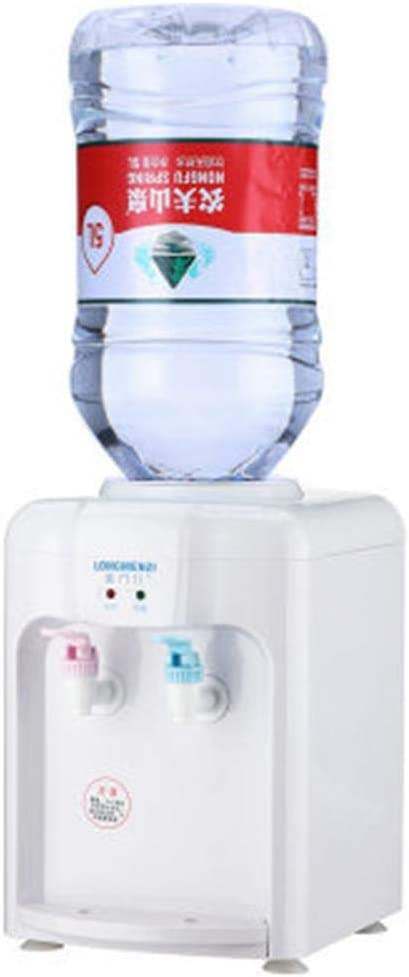 YakeHome Mini portátil eléctrico 220V máquina de Bebida Caliente Dispensador de Agua de Escritorio Soporte Dispensador de Agua Calentador Caldera Herramienta de Bebidas para Oficina en casa