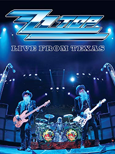 (ZZ Top - Live From Texas)