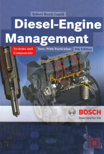 - Bosche Diesel-Engine Management (Bosch Reference Books)