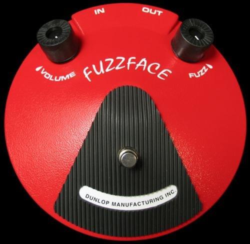 Jimi Hendrix Fuzz Face Pedal - 6