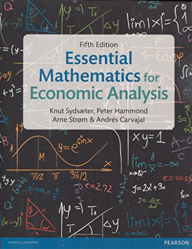 Mymathlab the best amazon price in savemoney essential mathematics for economic analysis plus mymathlab 5th edition fandeluxe Choice Image