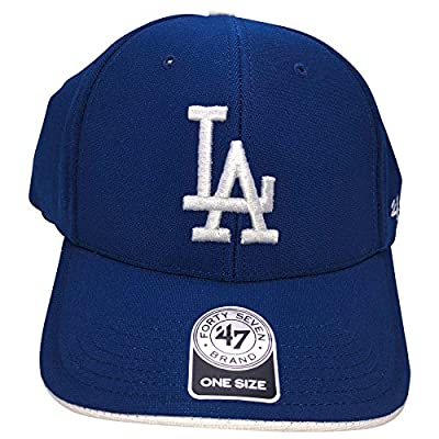 '47 Brand MLB Los Angeles Dodgers Adjustable Hat from 47 Brand