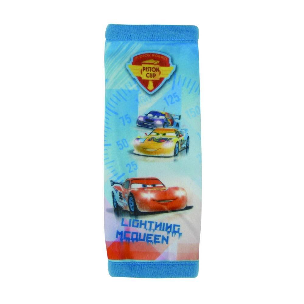 Disney 7031004 Ice Racers Sicherheitsgurt Kissen 3D