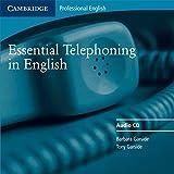 img - for Essential Telephoning in English. Pre-intermediate: Essential Telephoning in English, 1 Audio-CD: Berufsfachschulen, Berufsschulen, Weiterbildungseinrichtungen book / textbook / text book