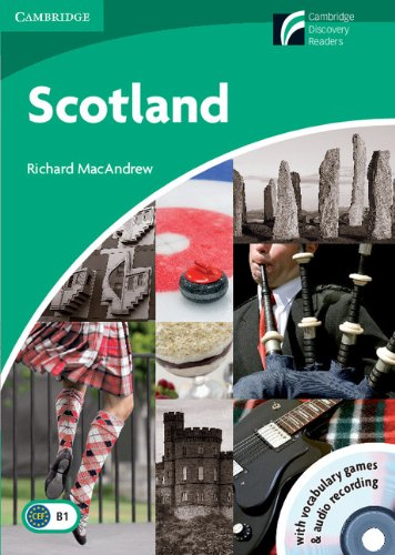 Scotland Level 3 Lower-intermediate with CD-ROM and Audio CD (Cambridge Discovery Readers)