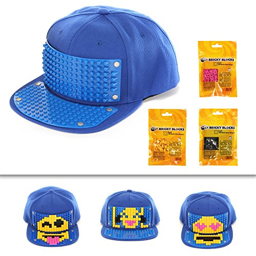 Bricky Blocks Emoji Snapback Kit by elope