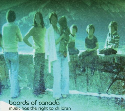 CD : Boards of Canada - Music Has The Right To Children (CD)