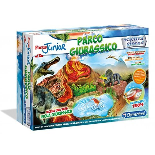 287 opinioni per Clementoni Focus 13913- Parco Giurassico