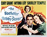 The Bachelor And The Bobby-Soxer Cary Grant Shirley Temple Myrna Loy 1947. Movie Poster Masterprint (14 x 11)