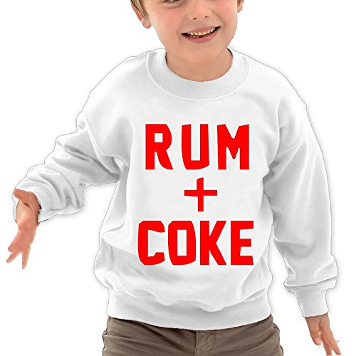 Pepsi Candle (BABYONE Lovely Rum + Coke Kids Pullover)