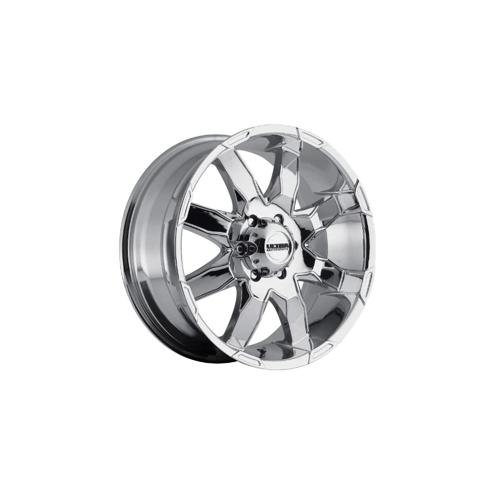 Ultra Wheel 225C Phantom Chrome Wheel with Chrome Finish  (17x8/6x5.5mm, +25 mm offset)