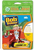 Leapfrog Clickstart Educational Software:Bob The Builder, Project Learn It