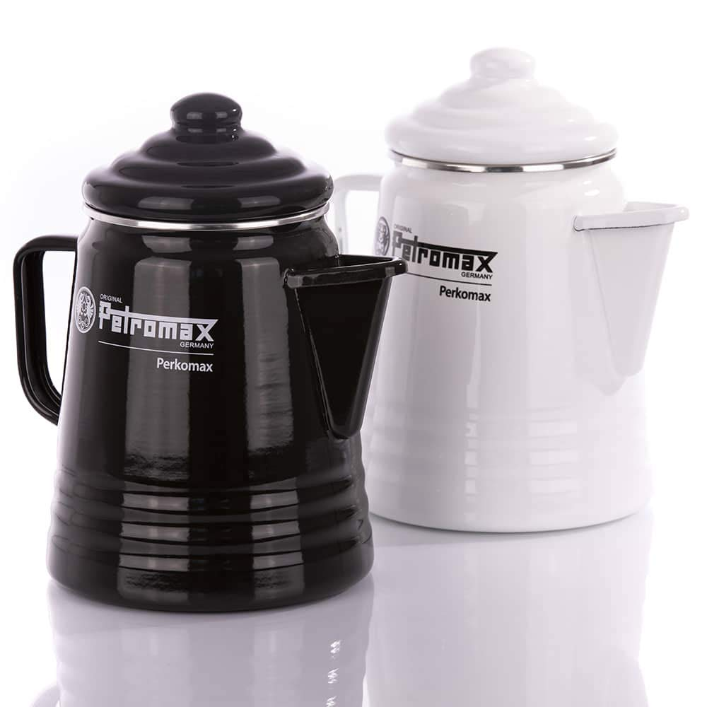 Petromax Tea and Coffee Percolator - Black by Petromax