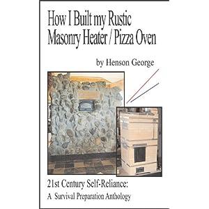 Build A Brick Pizza Oven