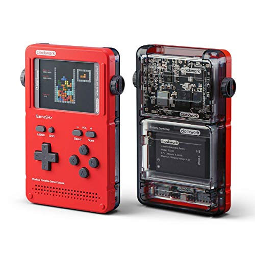 GameShell, Open Source Portable Game