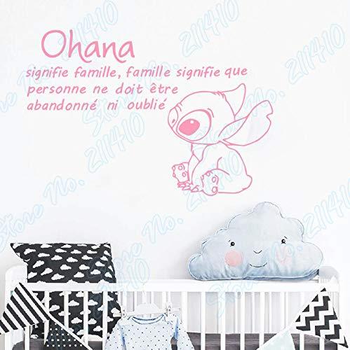 Ohana Significa Familia Significa Que Nadie se Queda atrás o se ...