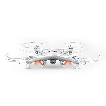 Syma Dron 2.4G R/C 4CH Quad CAM 5MP: Amazon.es: Juguetes y juegos