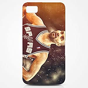 San Antonio Spurs Tony Parker Series Famous Basketball Star Cool Picture Hard Black Plastic Ultrathin Cellphone Cover for Iphone 5/5S