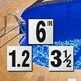 Aquatic Custom Tile Ceramic Swimming Pool Waterline
