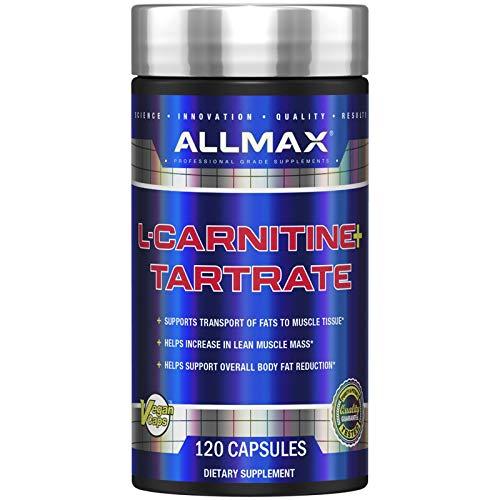 ALLMAX Nutrition L-Carnitine Tartrate 120 Capsules