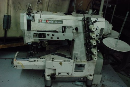 Kansai Major RX- 9000 Cover Stitch Sewing Machine~USED