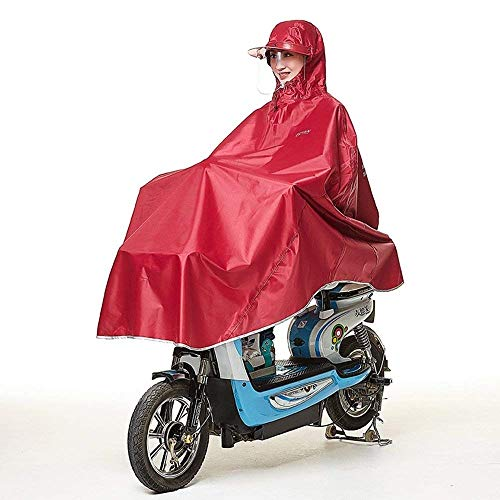 Poncho Poncho Electric Chic Car One Anti Man Man Coat Donna Drift Impermeabile Giovane Thick Bicicletta Impermeabile Suit 5 Motorcycle Cx5qwY