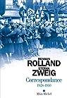Correspondance 1928-1940 par Rolland
