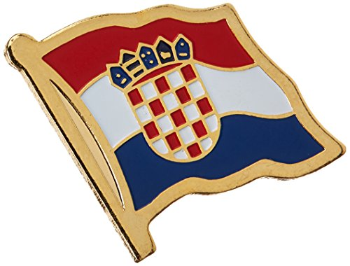 Metal Lapel Pin - World National Flag - ()
