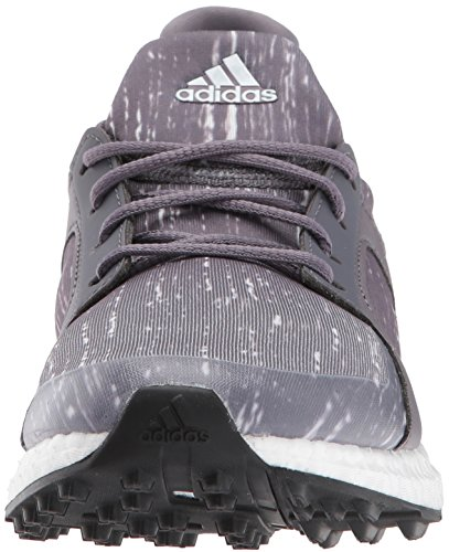 adidas Women's W Climacross Boost Golf-Shoes, Trace Grey/Grey Two Core Black, 9 M US by adidas (Image #4)