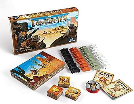 Longhorn: Amazon.es: Juguetes y juegos