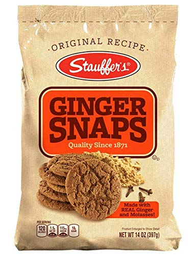 Stauffers (NOT A CASE) Cookie Ginger Snap Original