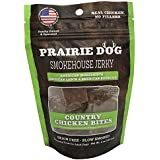 Prairie Dog Smokehouse Country Chicken Bites Dog Treats, 4 Oz.