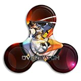 Overwatch Spinner Fidget Toy Stress Reducer Relieve Anxiety And Boredom