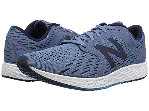 [new balance(ニューバランス)] メンズランニングシューズ?スニーカー?靴 Fresh Foam Zante v4 Deep Porcelain Blue/Pigment 7 (25cm) D - Medium